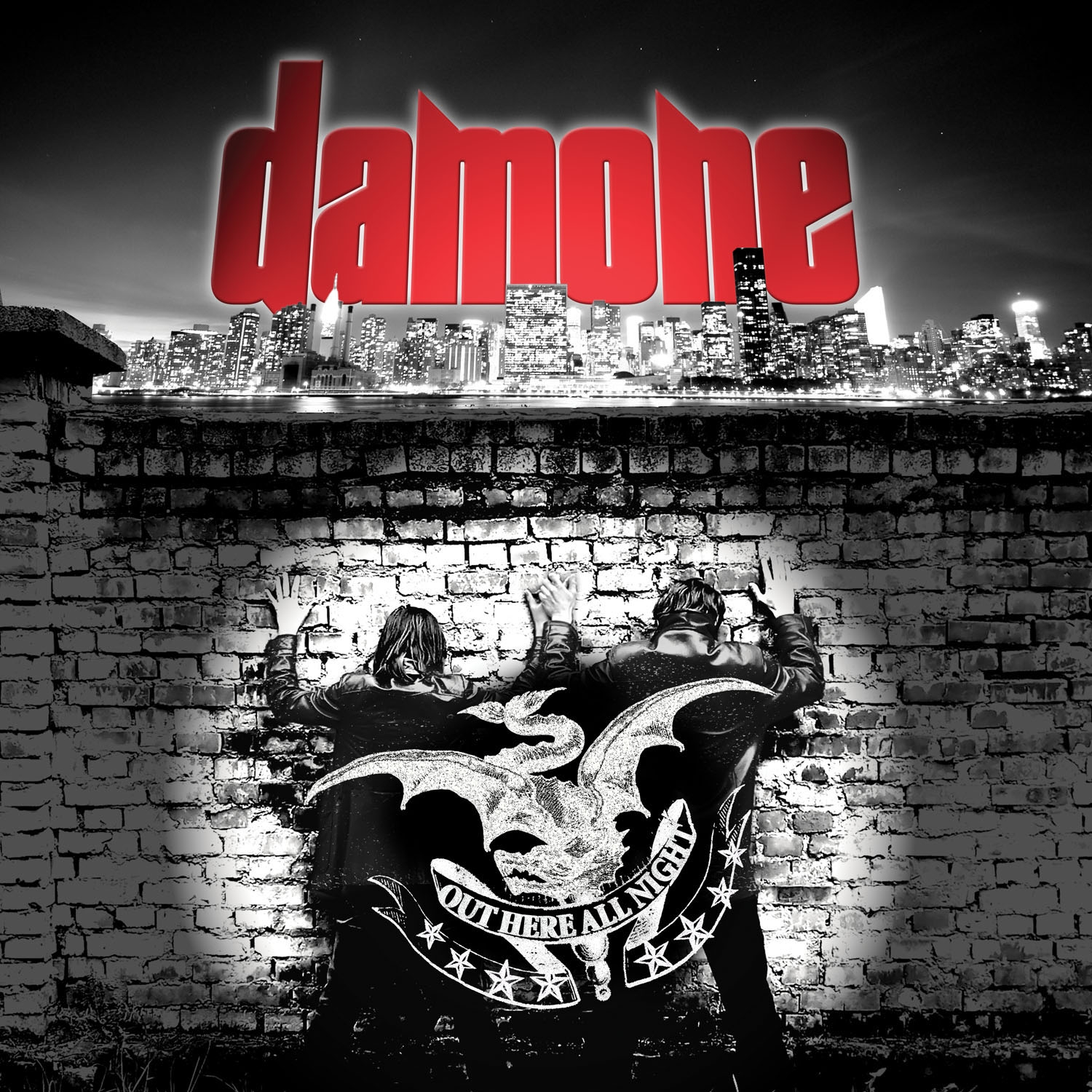 Paramore Damone_out_here_all_night