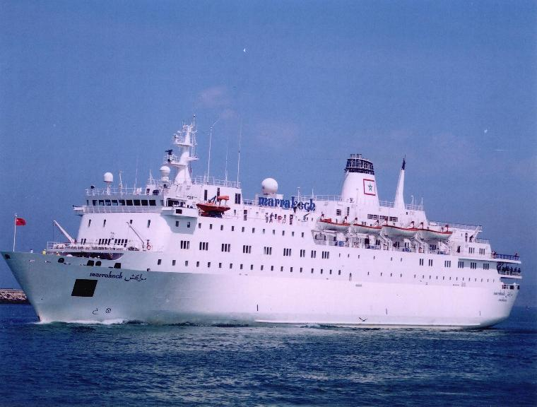 """Le """"Marrakech"""" Acheté par la Marine Royale  8412819a"""