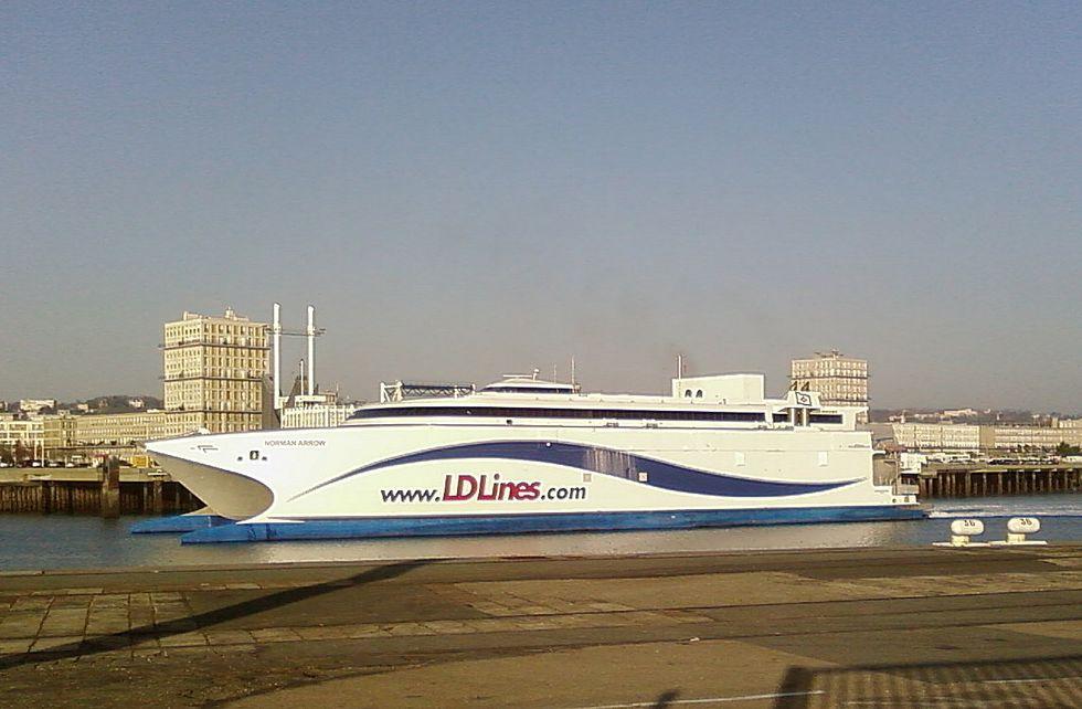 Un nouveau service transmanche au Havre - Page 4 9501590f