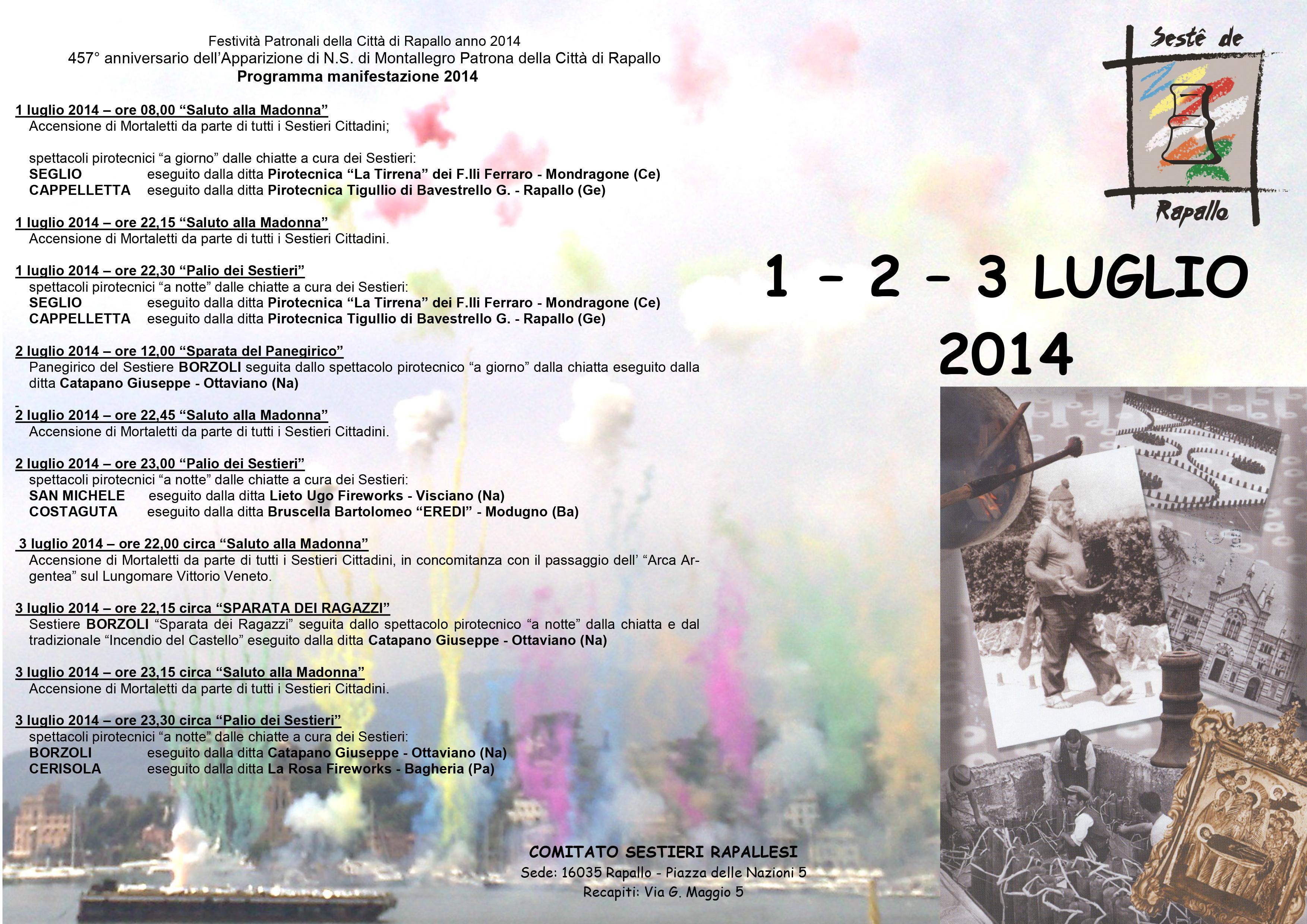 feste di luglio 1-2-3 Rapallo (Ge) - Pagina 6 Programma-2014