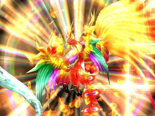 Summon Magic Phoenix9-b2