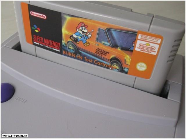 [Super Famicom] Glitch Cartouche-eur-us-jr