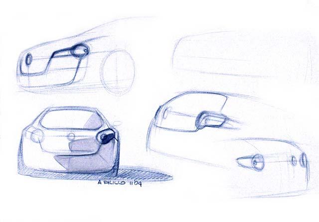 [Présentation] Le design par Fiat Zeichnung-001