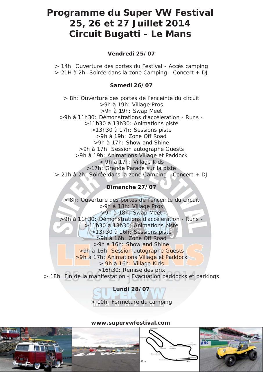 VW Nat 2014 au mans le 25 et 26 Juillet !! Preview-programme-svwf-1
