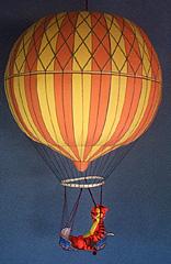 J.A.C. CHARLES & L.N.ROBERT Balloon-charles