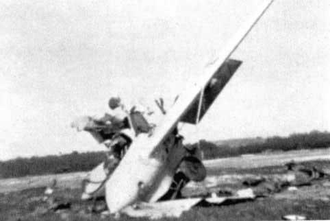 Me 163B Komet - Hasegawa - 1/32 (FINI) ME-163-Crash