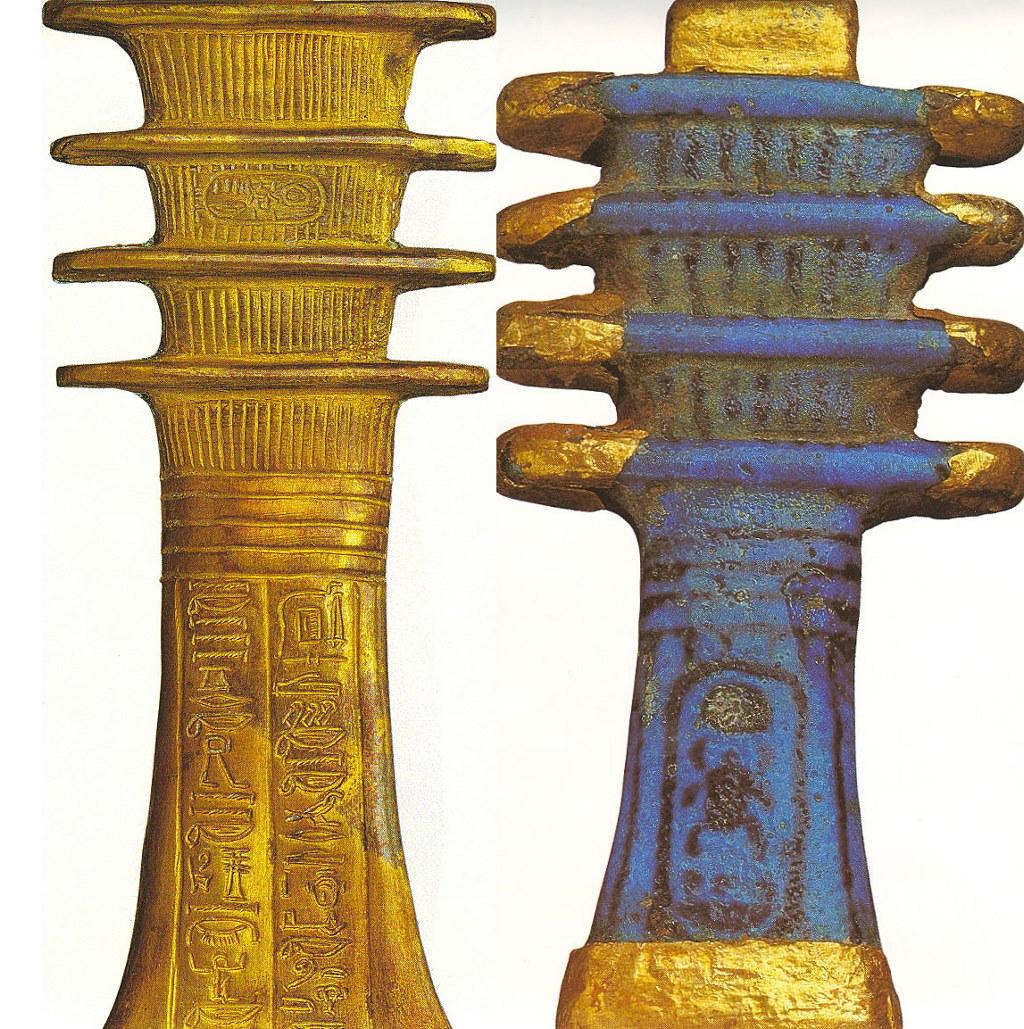8 dicembre - la festa di Osiride Djed