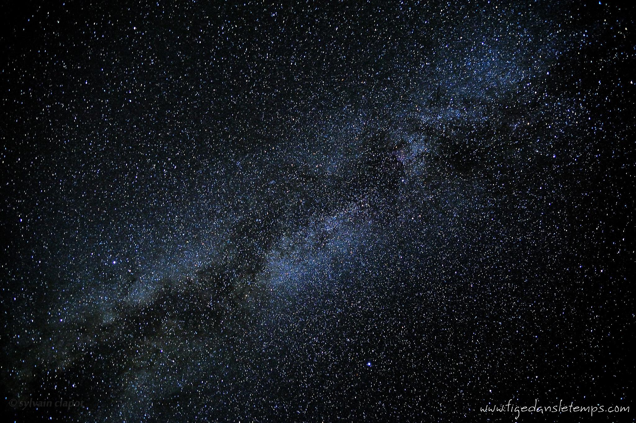[Article] Paysage nocturne (étoiles fixes) DSC_2907