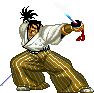 Jubei Yagyû Samurai Spirits II 4377-92