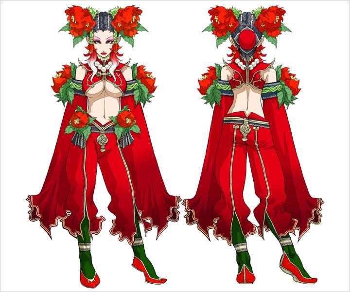 "Xiao La Rouge ""Oriental Rose"" Xao-reg7"