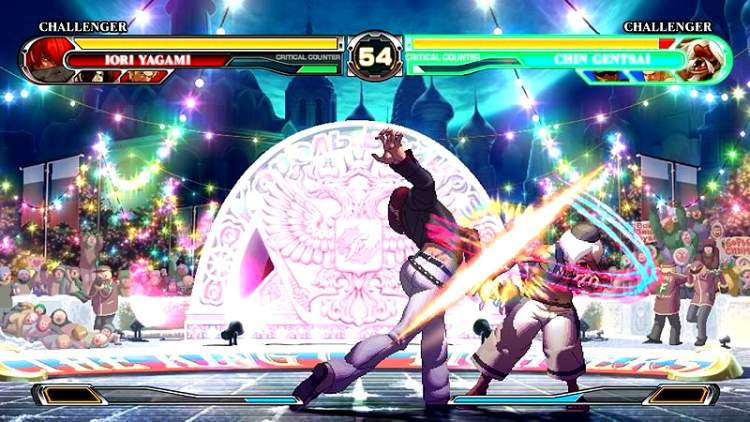 The King of Fighters XII Xii10