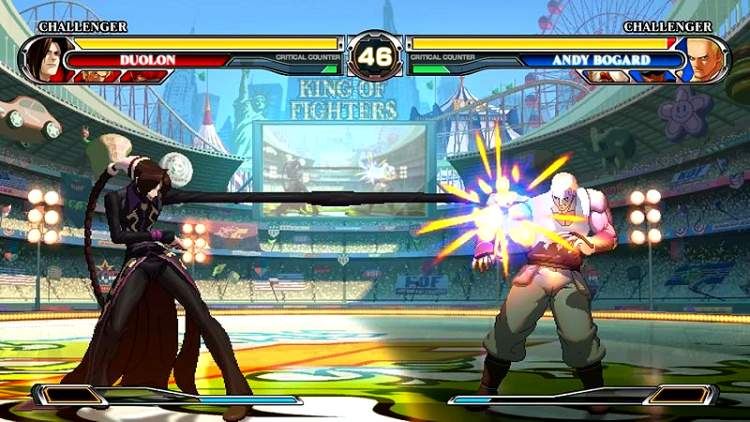 The King of Fighters XII Xii11