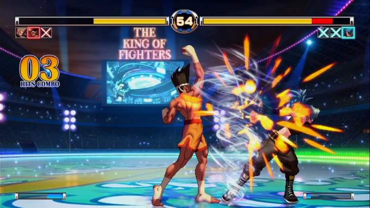 The King of Fighters XII Xii16