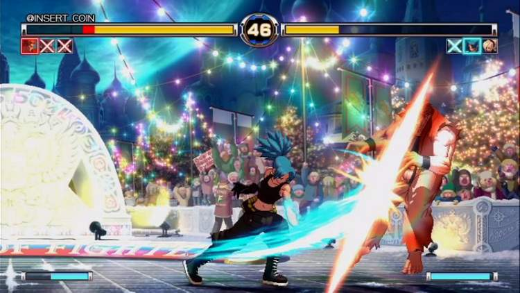 The King of Fighters XII Xii22