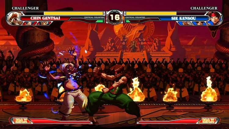 The King of Fighters XII Xii9