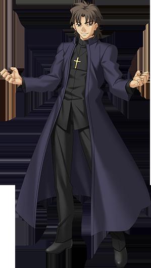 Heroism Kirei-fate