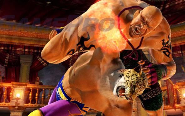 Tekken 6 Gp