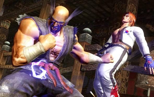 Tekken 6 Gp4