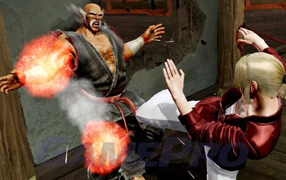 Tekken 6 Gp5