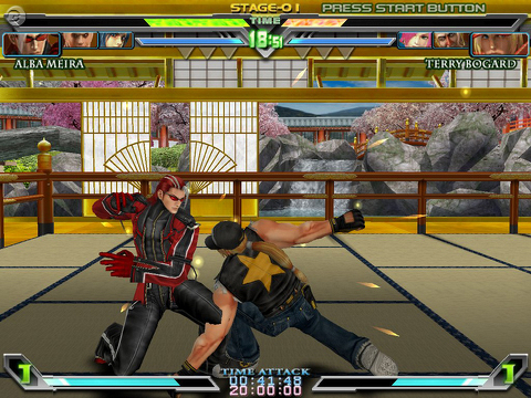 'The King of Fighters Maximun Impact regulation A' para PC (TX2) (Corrigido) Kofra-s21