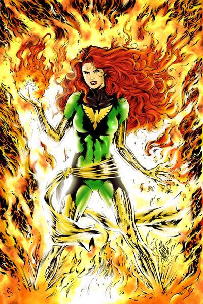 X-Men: Apocalypse - Página 10 Jean-flames
