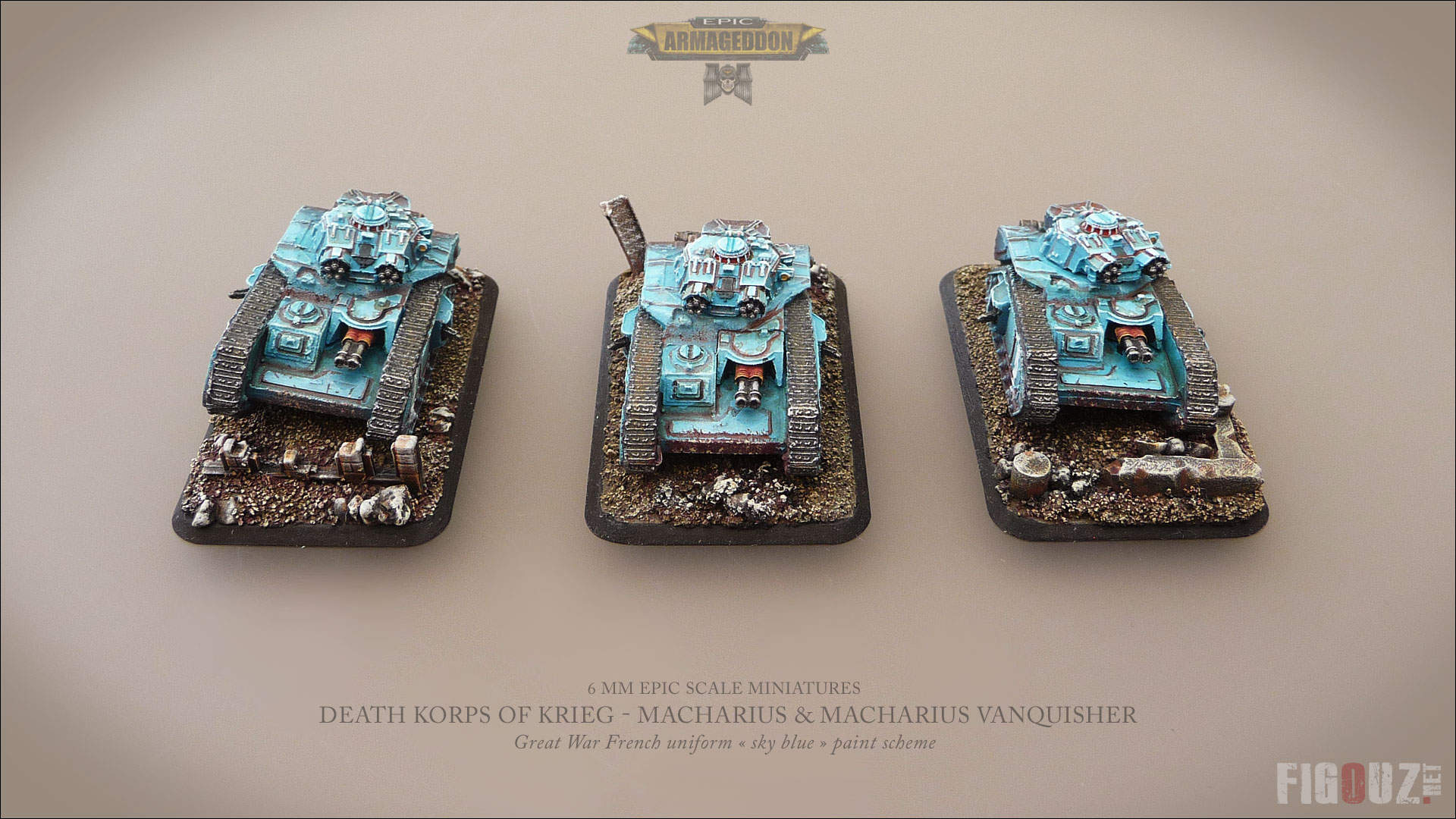 Le Vénérable Zaïus - Death Korps Of Krieg - 3000pts. - Page 20 Epic-DKOK-CDA-Macharius-Vulcain-02