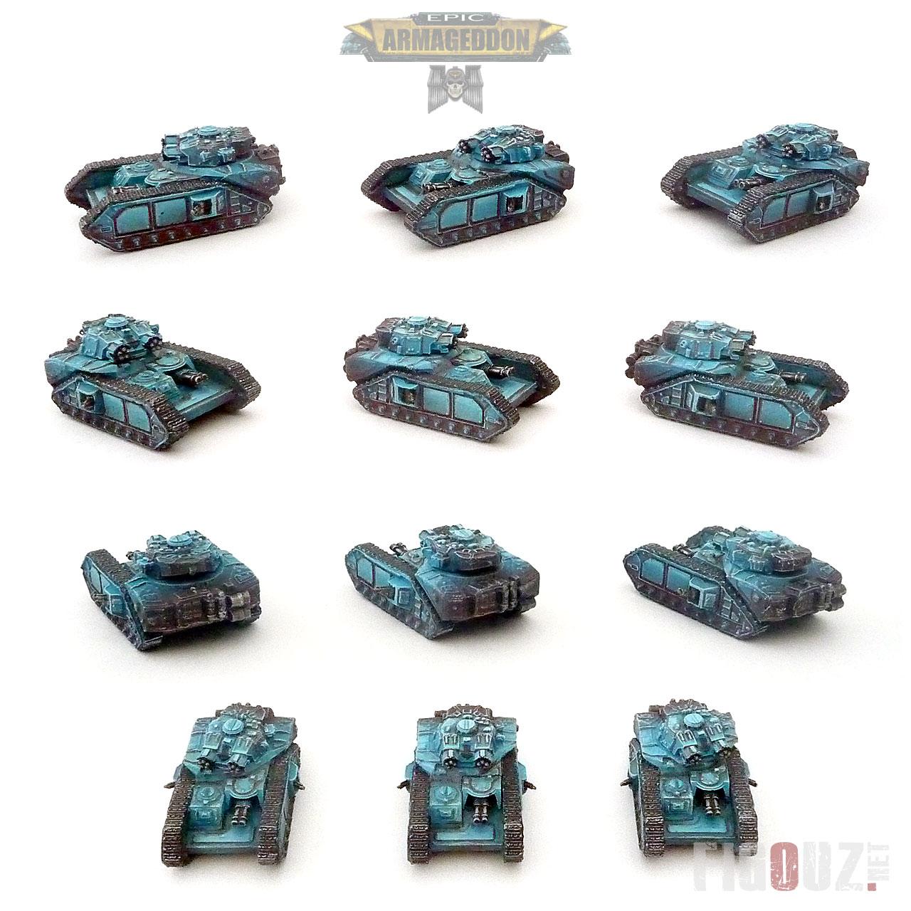 Le Vénérable Zaïus - Death Korps Of Krieg - 3000pts. - Page 10 Epic-DKOK-CDA-Macharius-WIP-09