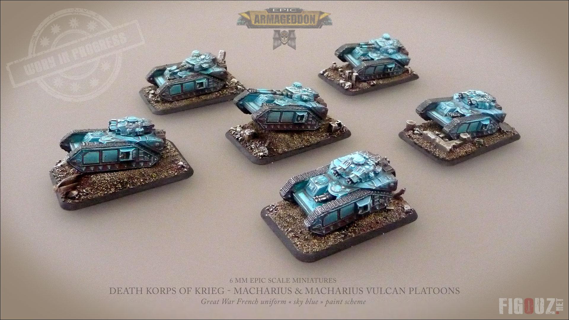 Le Vénérable Zaïus - Death Korps Of Krieg - 3000pts. - Page 10 Epic-DKOK-CDA-Macharius-WIP-10