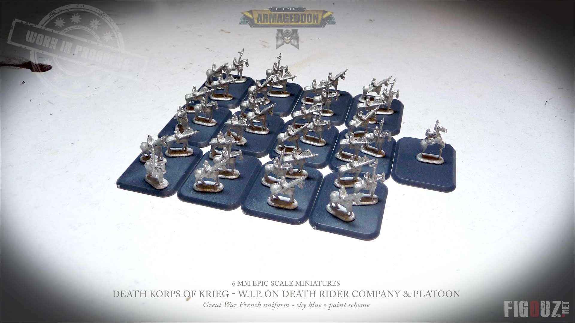 Le Vénérable Zaïus - Death Korps Of Krieg - 3000pts. Epic-DKOK-CDA-WIP-04