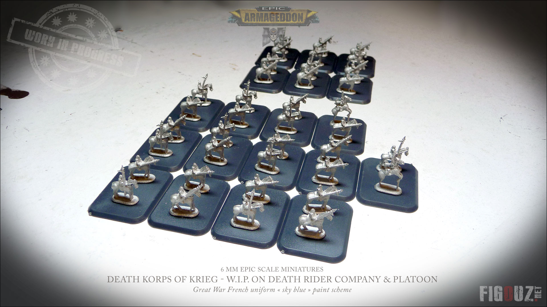 Le Vénérable Zaïus - Death Korps Of Krieg - 3000pts. Epic-DKOK-CDA-WIP-05
