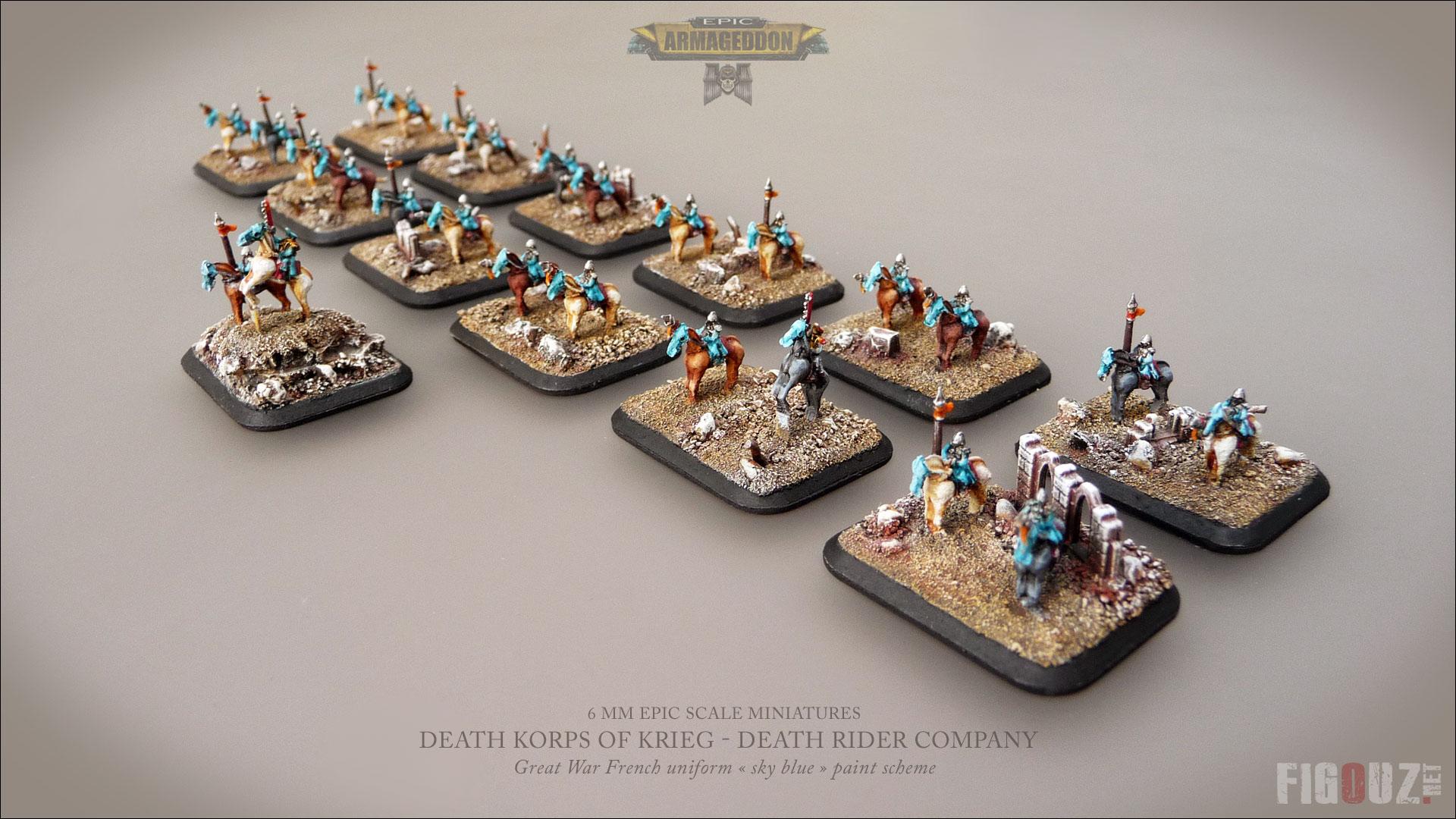 Le Vénérable Zaïus - Death Korps Of Krieg - 3000pts. - Page 20 Epic-DKOK-Death-Riders-Company-02