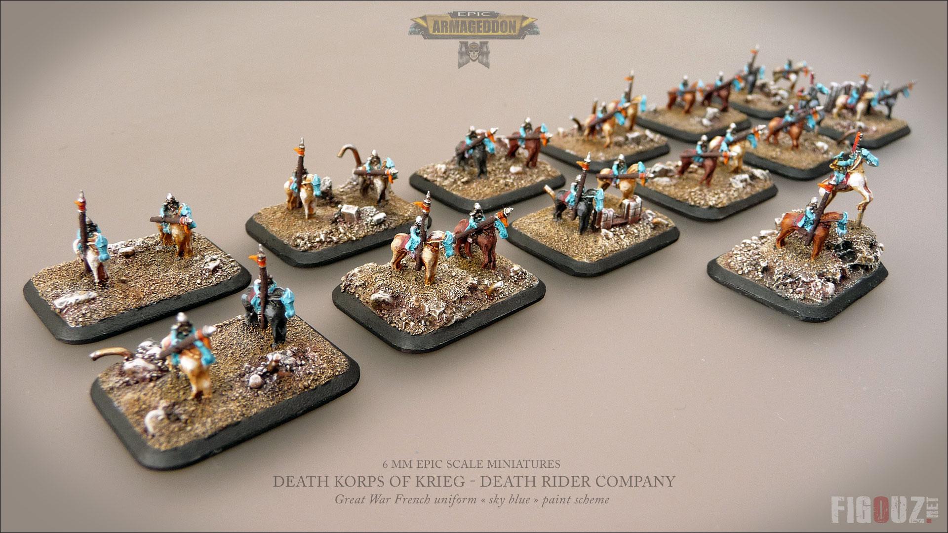 Le Vénérable Zaïus - Death Korps Of Krieg - 3000pts. - Page 20 Epic-DKOK-Death-Riders-Company-03