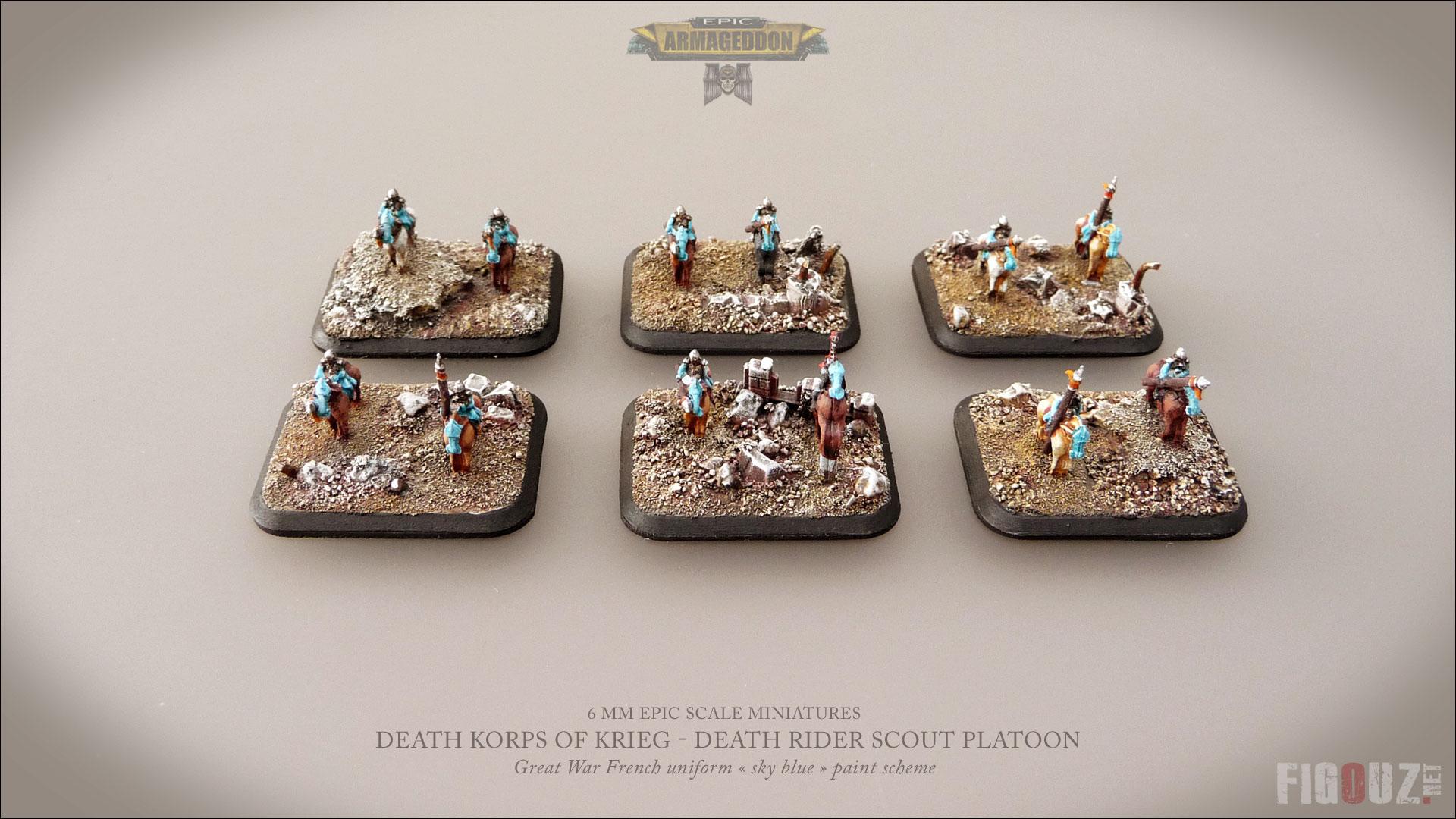 Le Vénérable Zaïus - Death Korps Of Krieg - 3000pts. - Page 20 Epic-DKOK-Death-Riders-Squadron-01