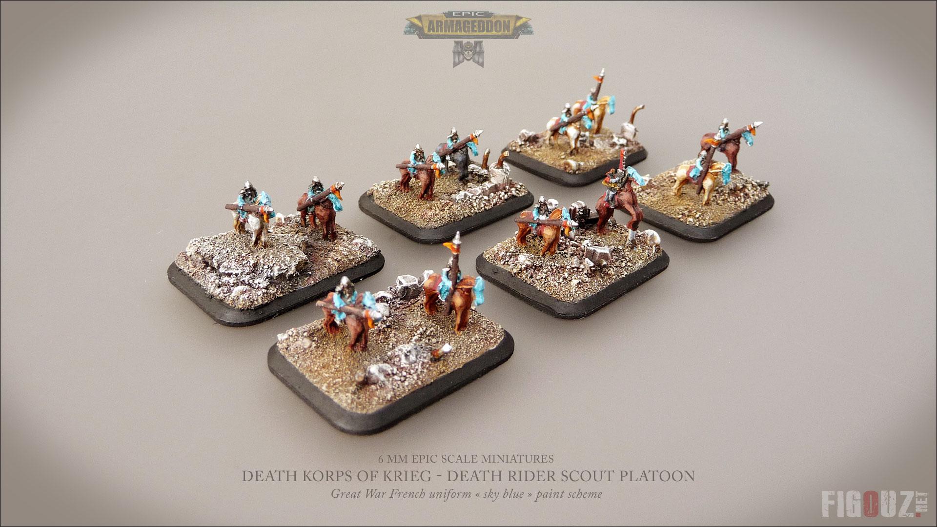 Le Vénérable Zaïus - Death Korps Of Krieg - 3000pts. - Page 20 Epic-DKOK-Death-Riders-Squadron-03