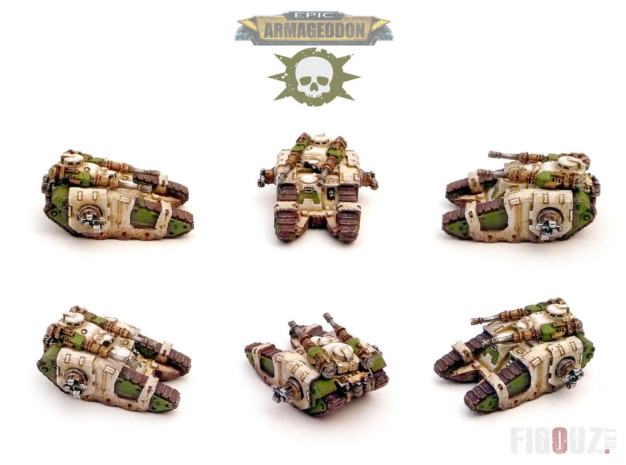 [Big Z] Death Korps, Legio Fureans, Death Guard Pré-Héresie - Page 12 Epic-horus-heresy-death-guard-sicaran-wip-01