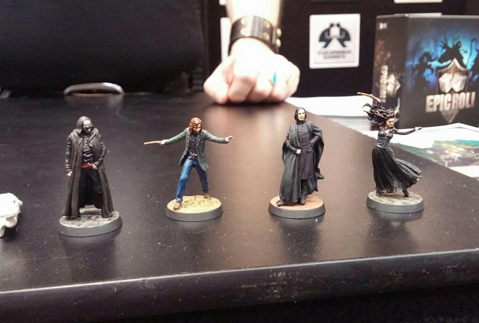 [Wargame] Harry potter par knight models 12573