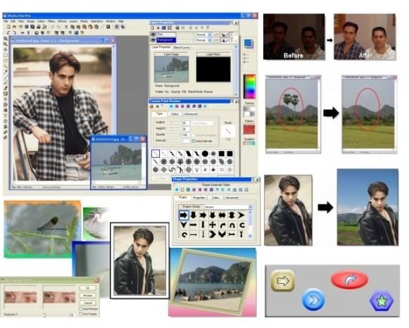 مجموعة برامج روعة للعب بالصور 45063