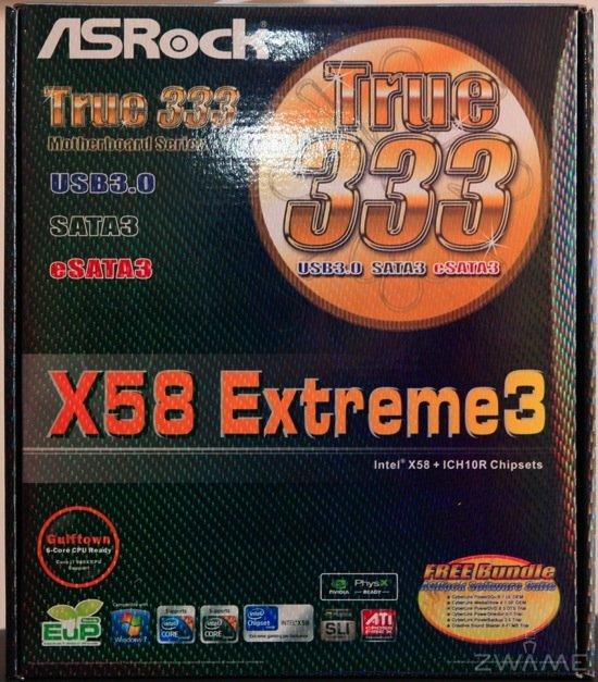 [Analise] ASRock X58 Extreme3 IMG_9056
