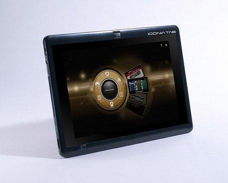 Acer lança Iconia Tab W500 o primeiro tablet Windows SS-2011-03-24_17.13.02