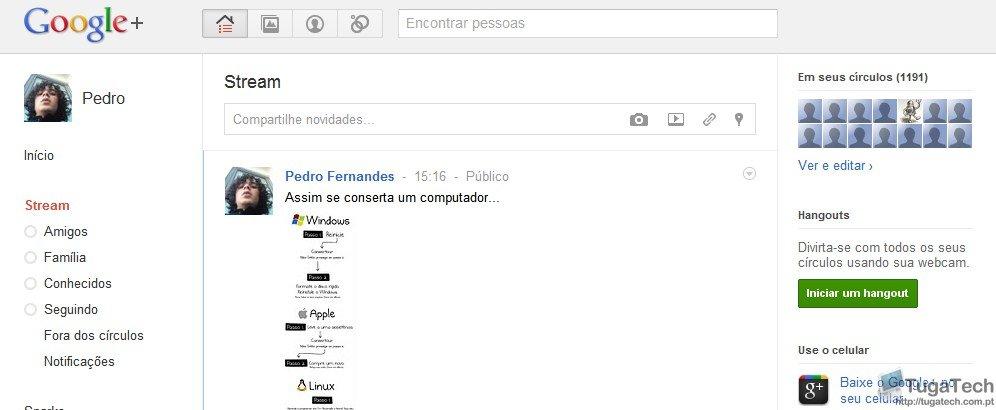 [Análise] Google Plus - Testamos a nova rede social da Google SS-2011-07-07_15.16.26