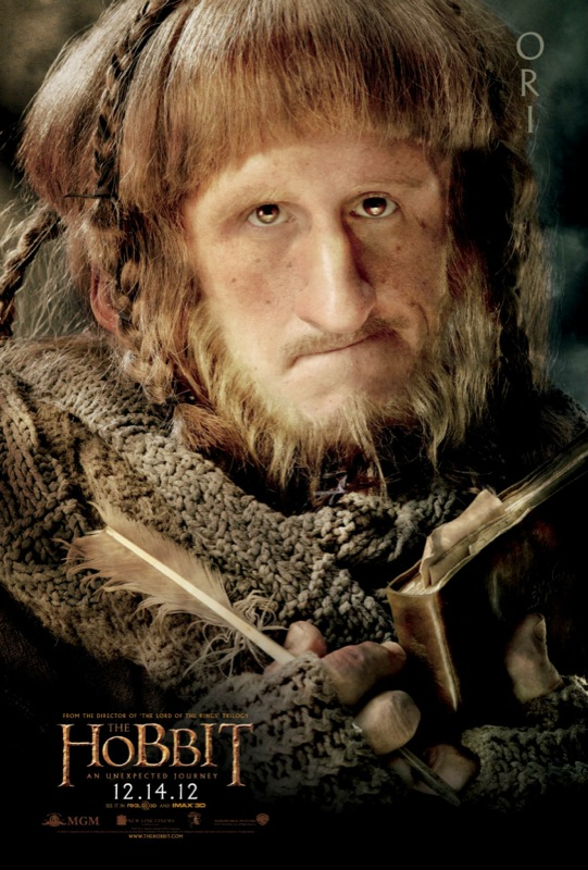 The Hobbit Trilogy Group The-hobbit-an-unexpected-journey-character-poster-09