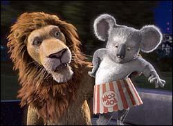 [Disney] The Wild - La Ville, C'est la Jungle. (2006) The_wild