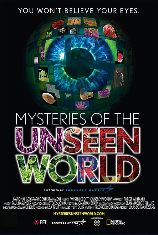 EL OJO QUE TODO LO VE DE SATAN - PARTE 3 - Página 25 Mysteries-of-the-Unseen-World-Poster
