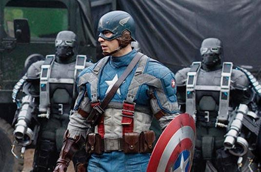 Captain America: The First Avenger (2011),  Captain America: The Winter Soldier (2014), Captain America: Civil War (2016) Captain_america-1