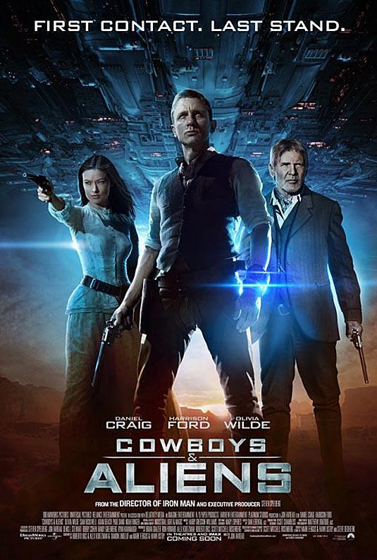 Cowboys and Aliens (2011) Cowboysaliens_7
