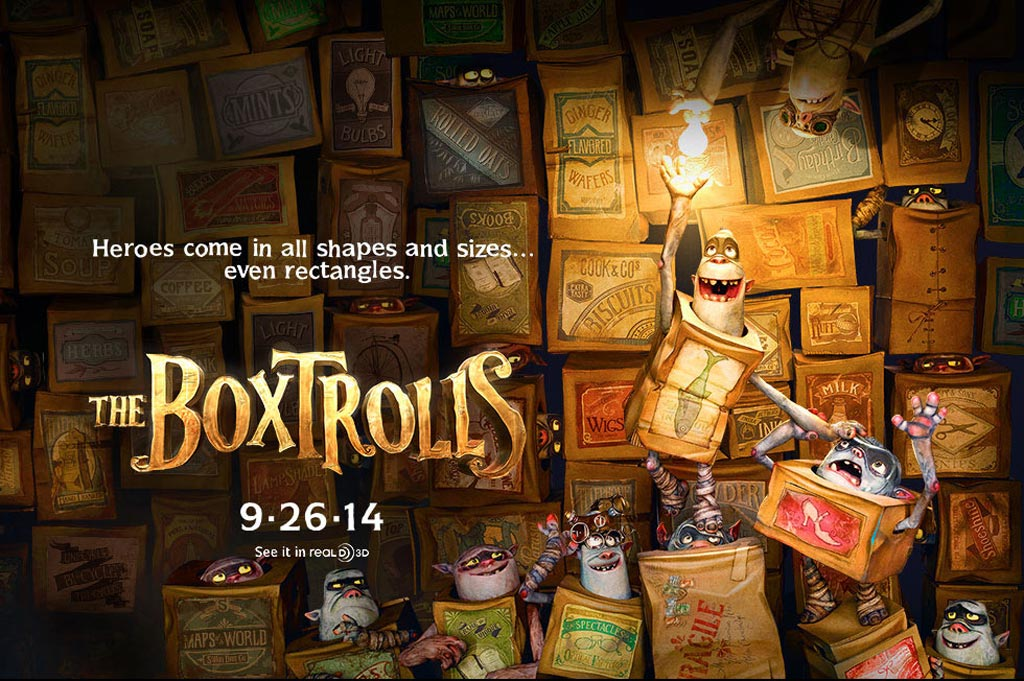 [Universal • Focus Features] Les Boxtrolls (2014) The-boxtrolls-quadposter
