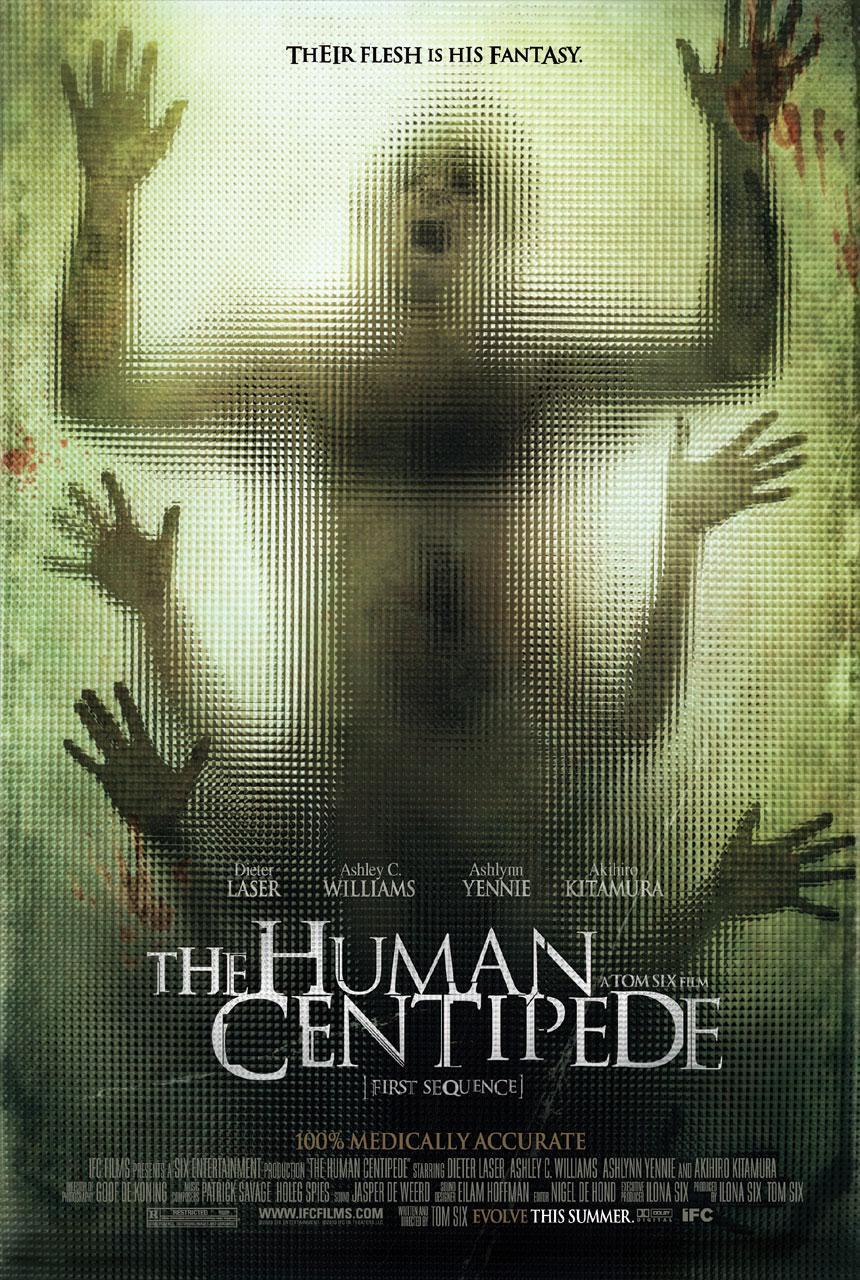 """"""" The Human Centipede """"  The_human_centipede"""