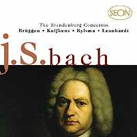Concertos Brandebourgeois de J.S Bach Bach5