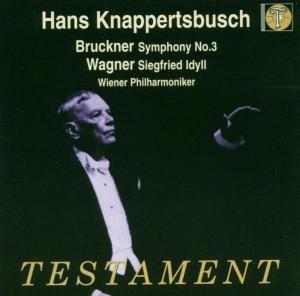 """wagner - Bruckner 3ème symphonie dite """"Wagner"""" Kna1"""