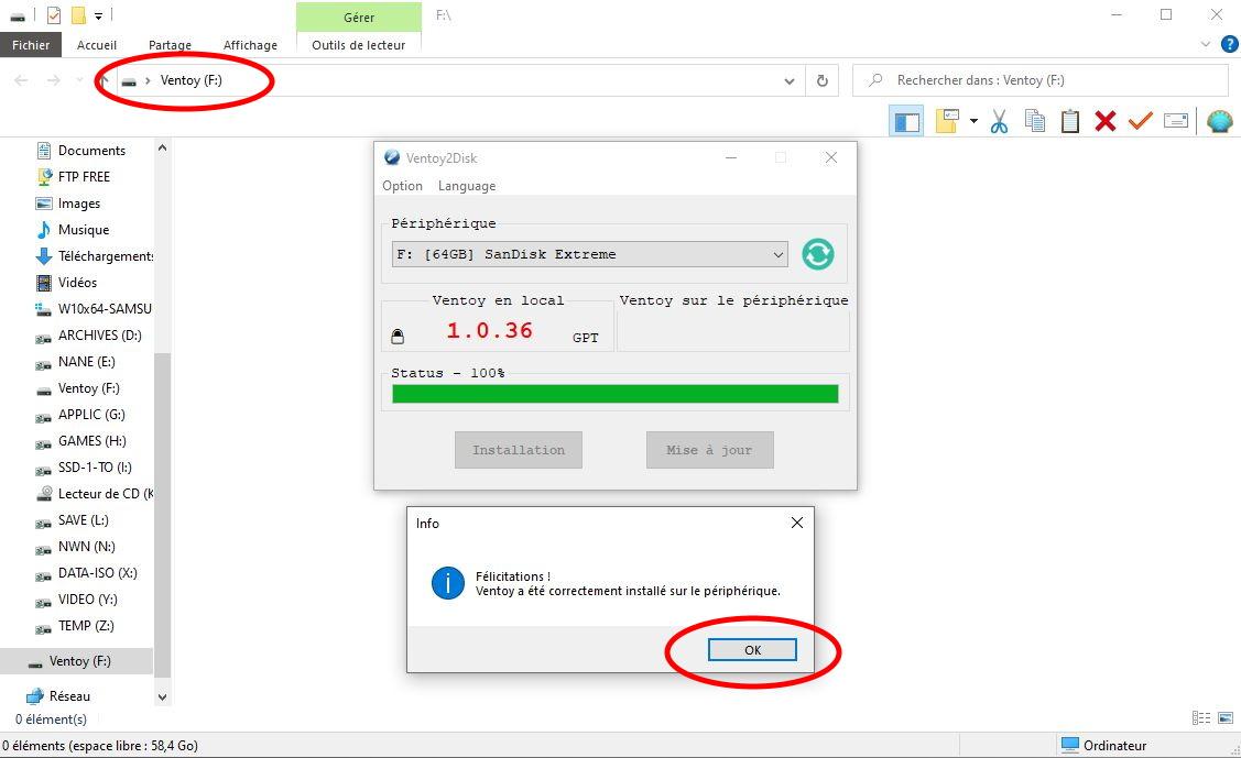 [DOSSIER] Créer simplement et rapidement une clé USB multiboot 09-ventoy-6